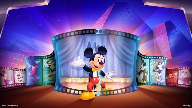 Mickey ganha nova casa noEpcot